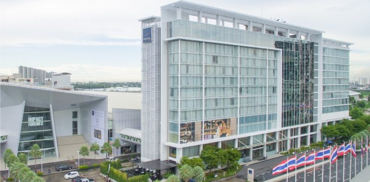 hotels-near-impact-muang-thong-thani